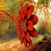 Big Flowers AUTOMNE