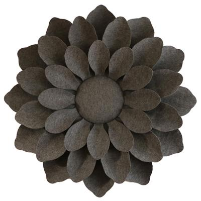 BIG FLOWERS ANTHRACITE